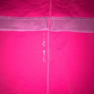 lululemon athletica Tops - Lululemon pink workout top